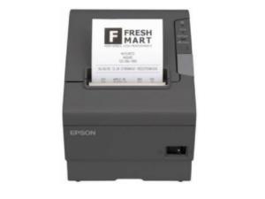 Impresora térmica directa Epson TM-T88V - Monocromo - 72mm (2.83_) Ancho de Impresión - USB - En Serie (1